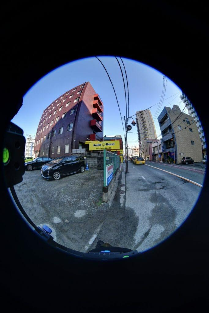 スマイルホテル熊本水前寺 360パノラマ画像