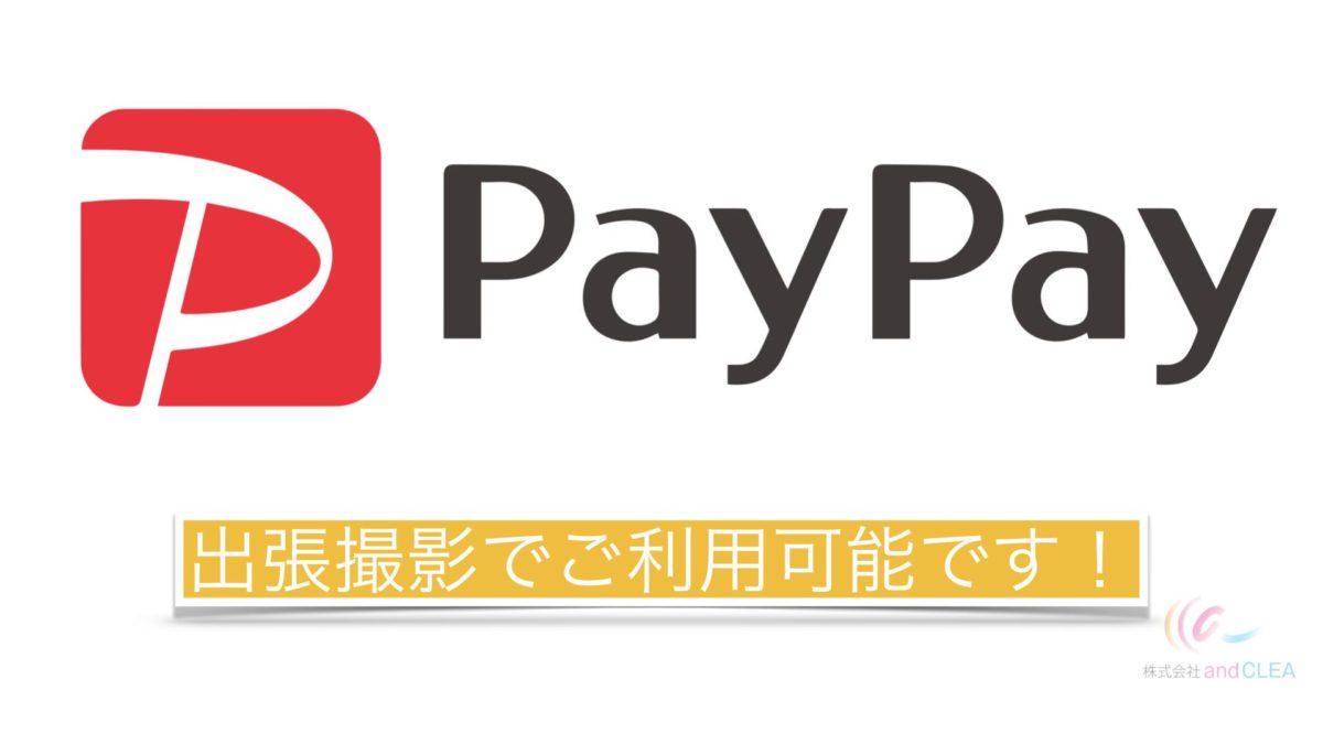 PayPayのオンライン決済サービス