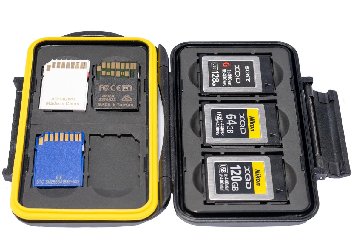 写真データ復元 SDカード・XQDメモリーカード
