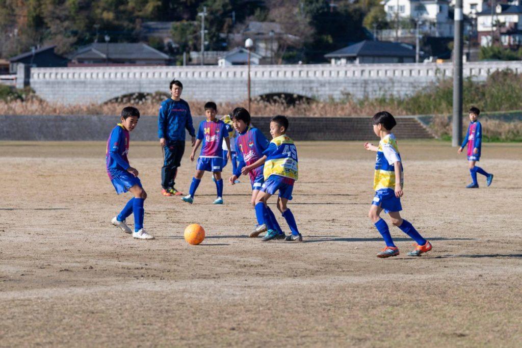 スポーツ写真の出張撮影 アルエット熊本フットボールクラブ